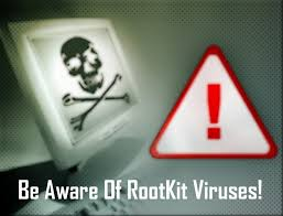 Rootkit Virus Warning